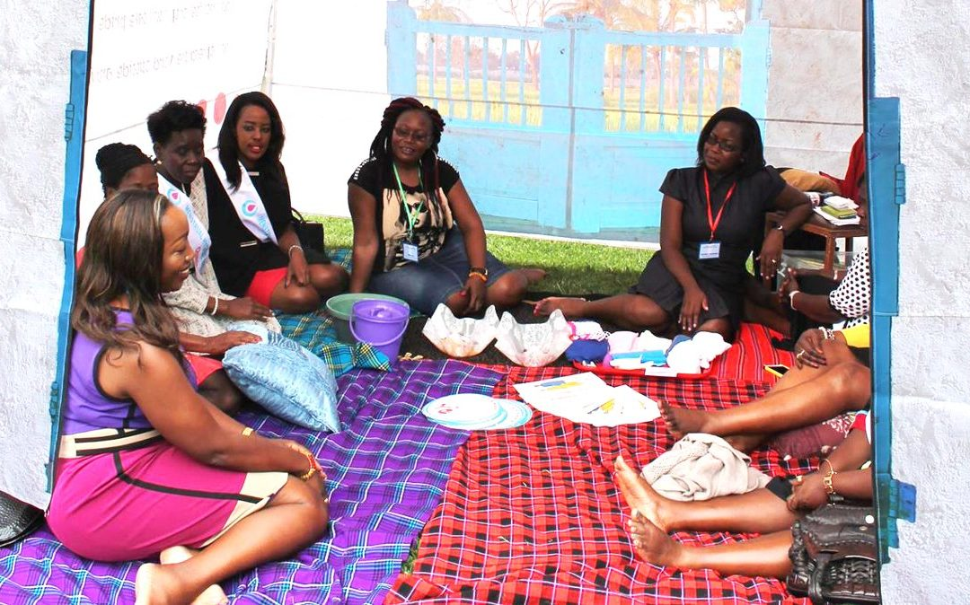 WSSCC Menstrual Hygiene Management Training in Kenya Breaks Silence on Menstruation