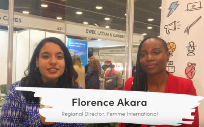 Giving Girls Menstrual Choice with Florence Akara