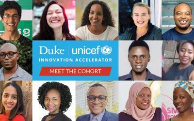 Duke Celebrates New Cohort