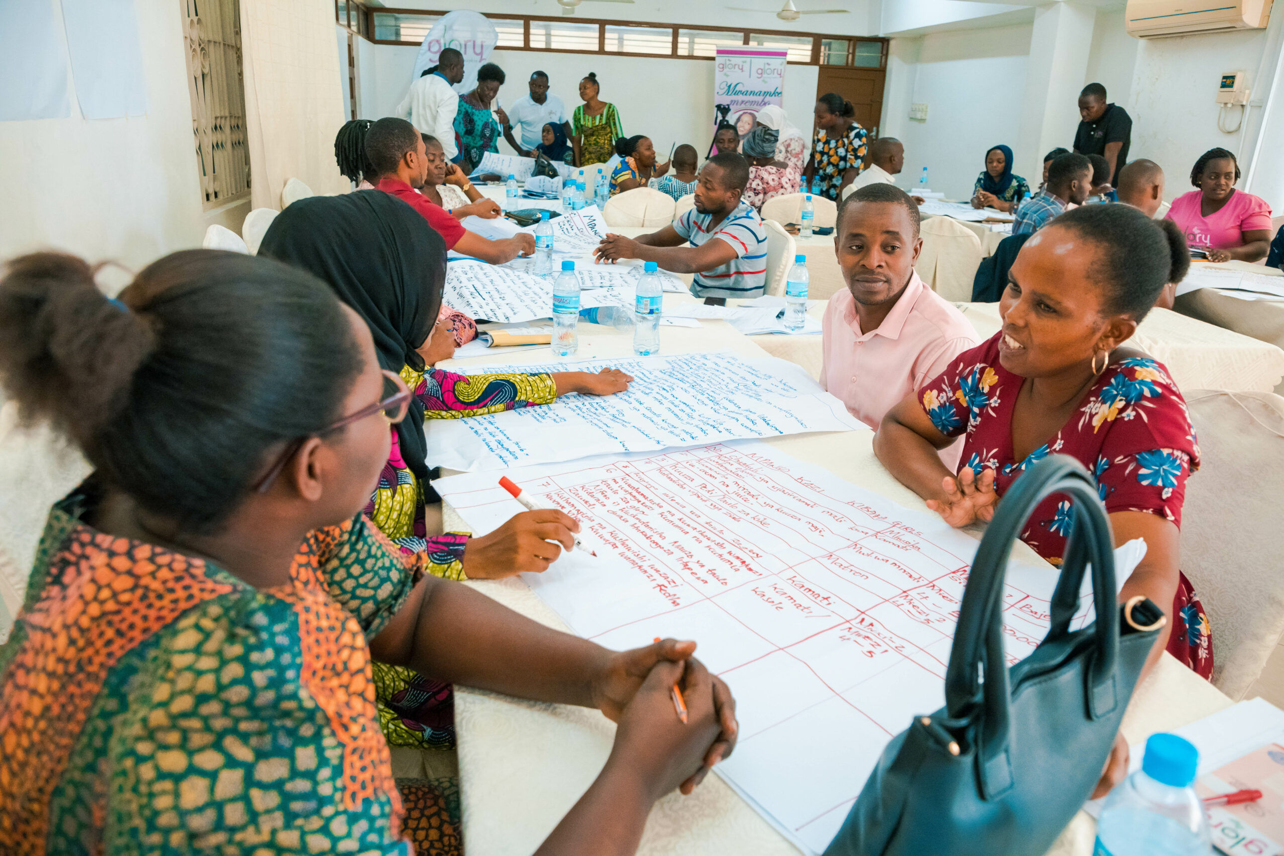Empowering Tanzanian schools to improve Menstrual Health and Hygiene
